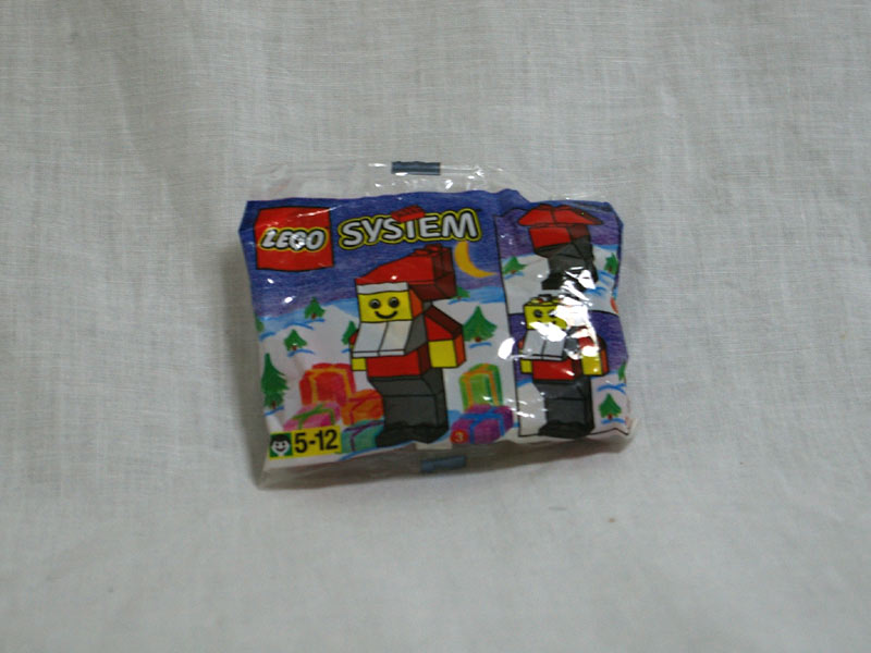 #2878 レゴ サンタクロース