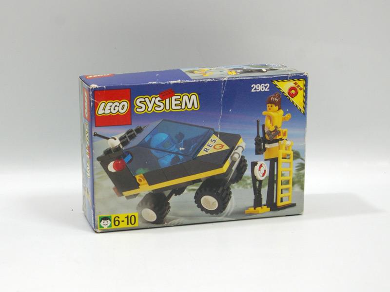 #2962 レゴ ライフガードレスキュー