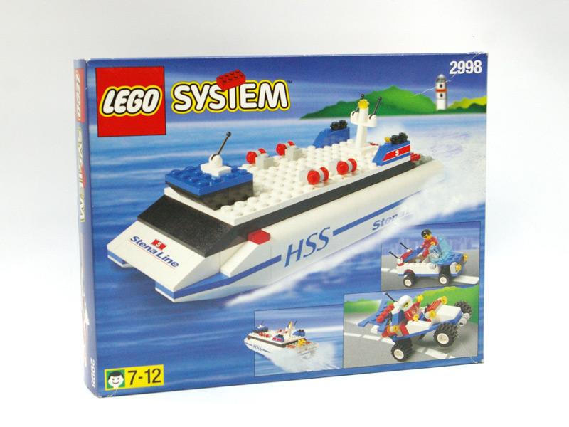 #2998 レゴ ステナラインフェリー
