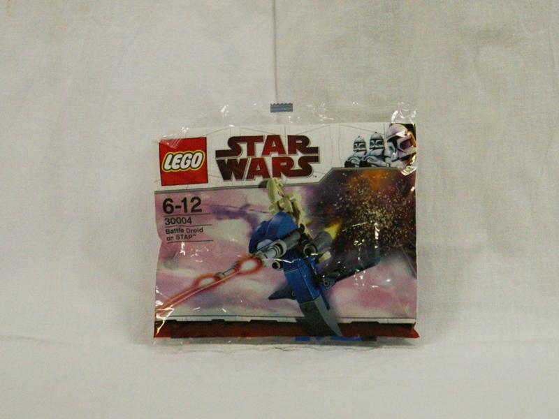 #30004 レゴ バトル・ドロイドとSTAP