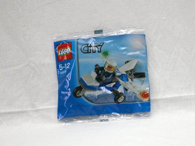 #30018 レゴ パトロールグライダー