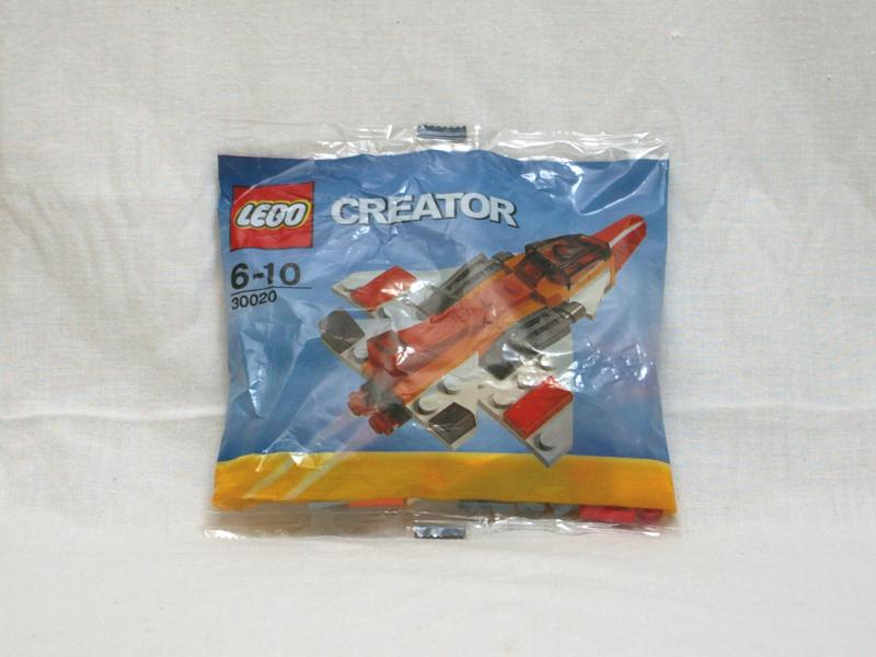 #30020 レゴ ジェット機