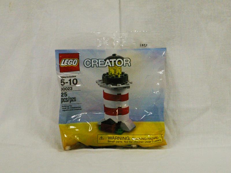 #30023 レゴ ミニ灯台