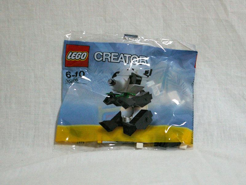 #30026 レゴ パンダ