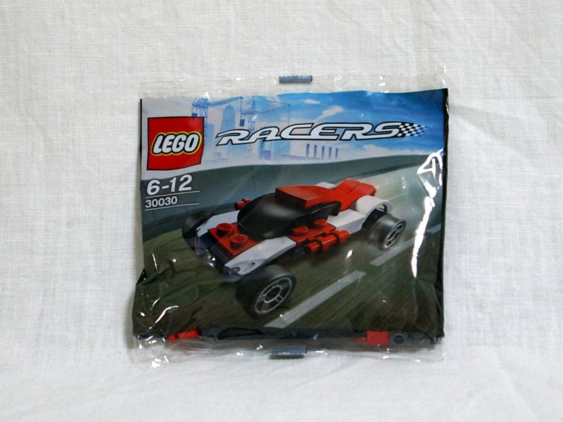 #30030 レゴ レーシングカー