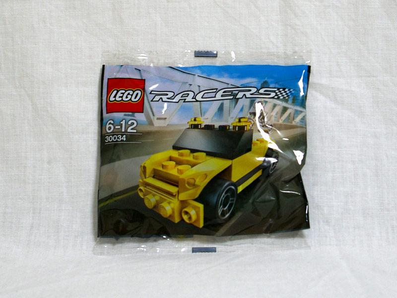 #30034 レゴ レーシングレッカー車