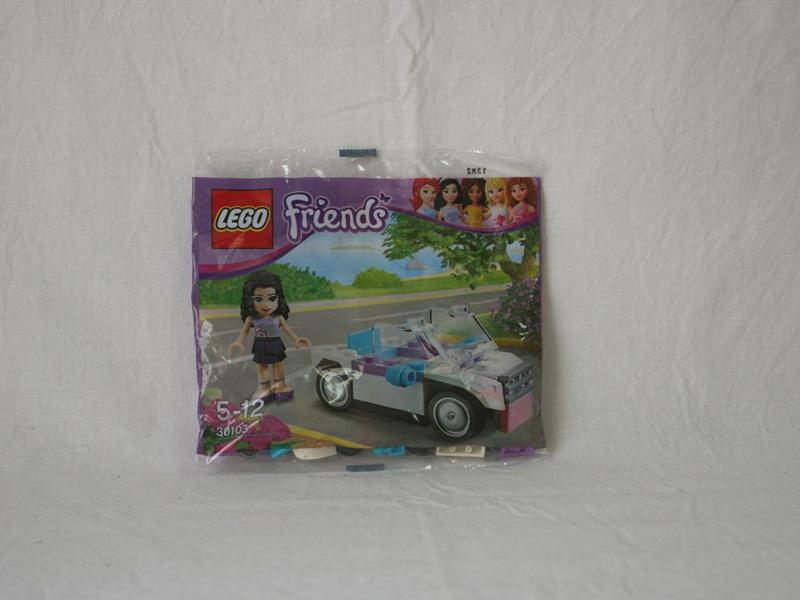 #30103 レゴ レイクタウンの自動車