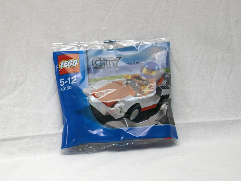 #30150 レゴ レースカー