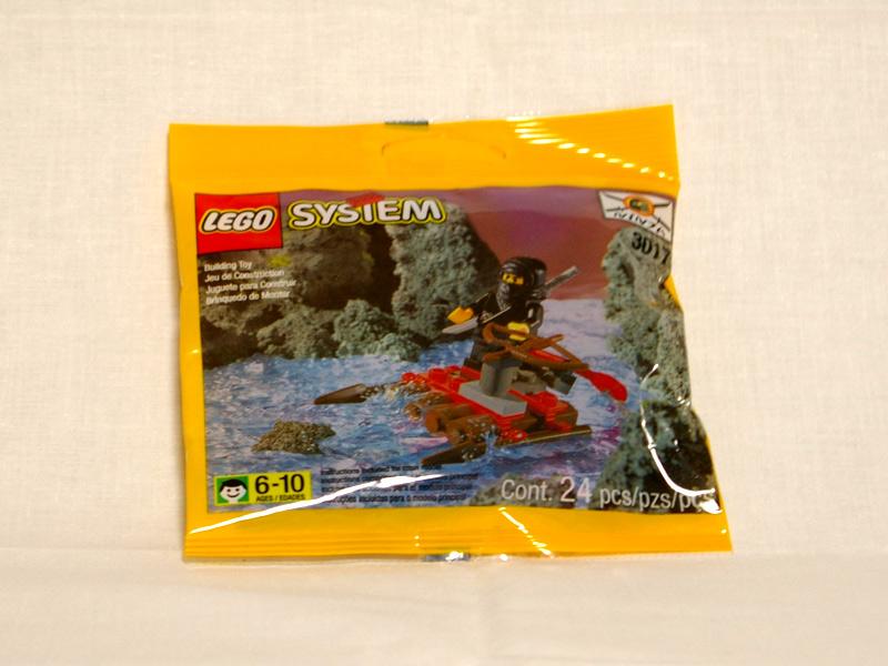 #3017 レゴ 忍者水グモ