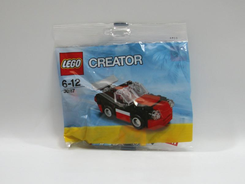 #30187 レゴ スポーツカー