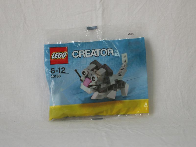 #30188 レゴ かわいいネコ