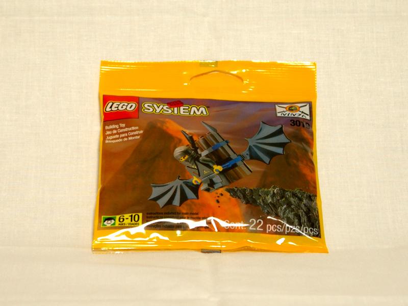 #3019 レゴ 忍者大コウモリ