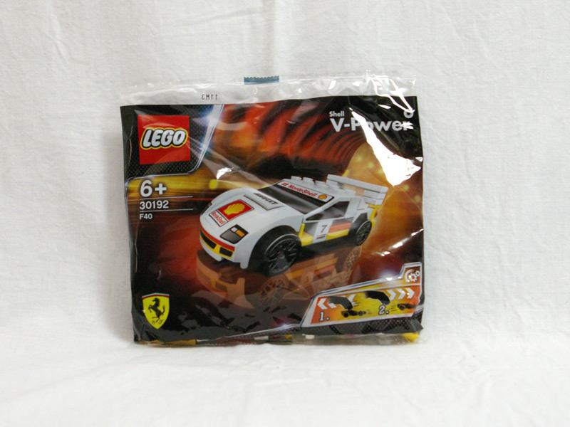 #30192 レゴ ミニフェラーリF40