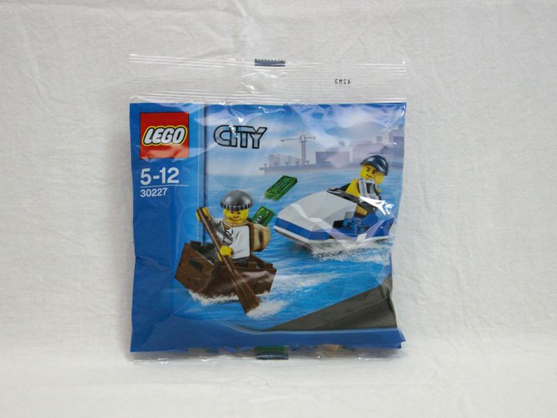 #30227 レゴ ポリスウォータークラフト