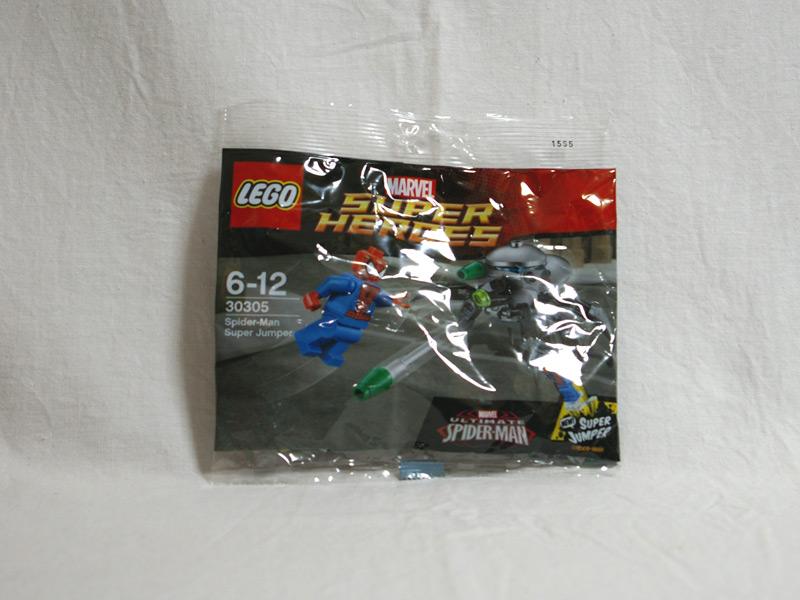 #30305 レゴ スパイダーマンスーパージャンプ