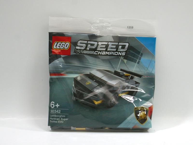 #30342 レゴ ランボルギーニ ウラカン スーパー トロフェオ EVO