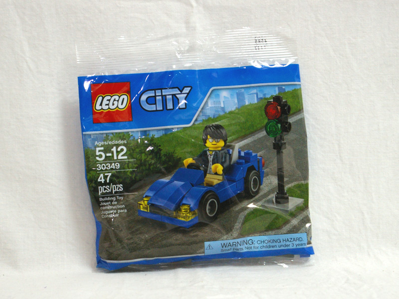 #30349 レゴ スポーツカー