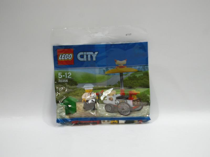 #30356 レゴ ホットドッグスタンド