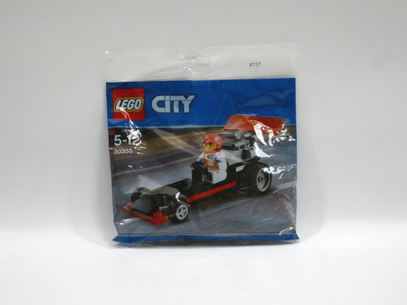 #30358 レゴ ドラッグスター