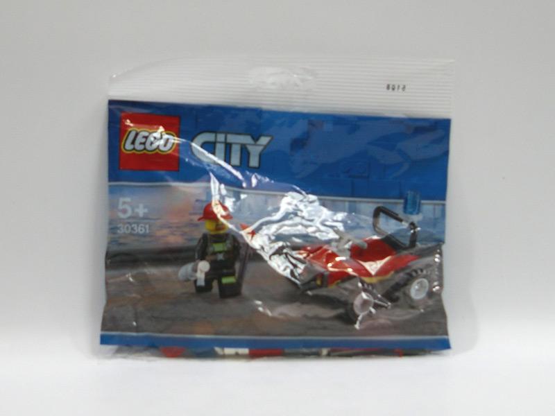 #30361 レゴ 消防バギー