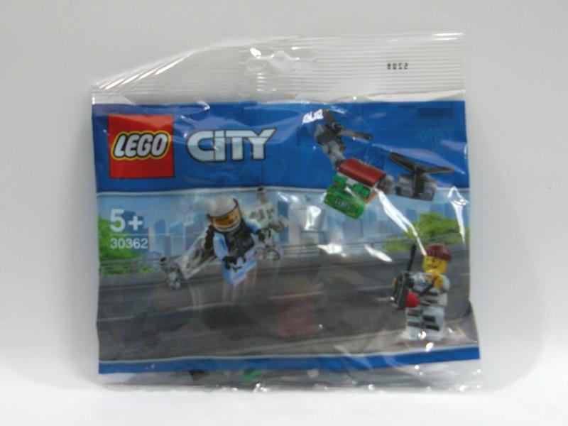 #30362 レゴ 空飛ぶポリス