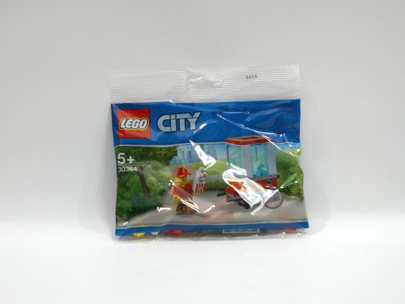 #30364 レゴ ポップコーンカート