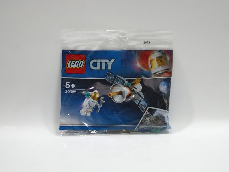 #30365 レゴ 宇宙飛行士と人工衛星