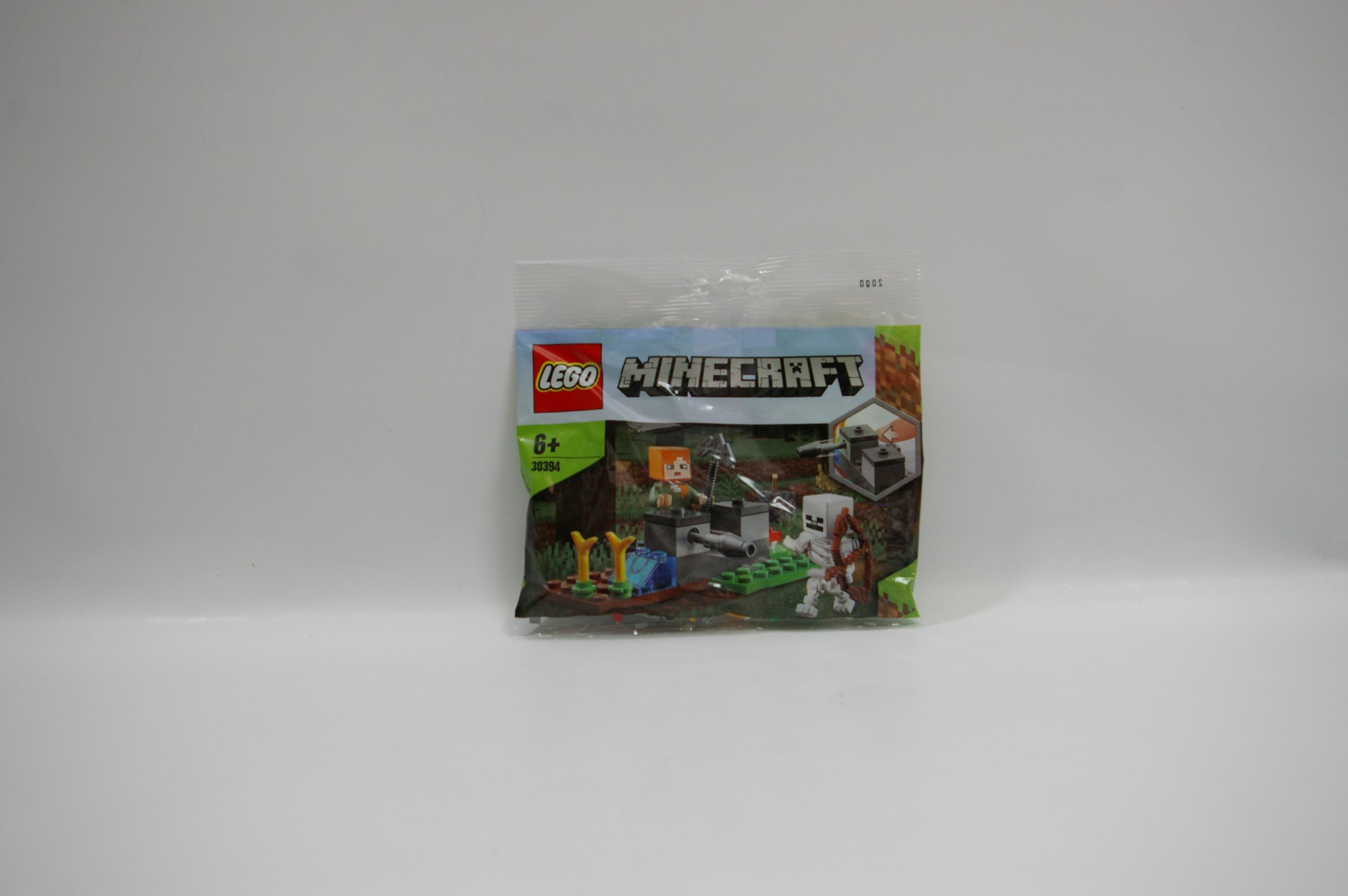 #30394 レゴ スケルトン・ディフェンス