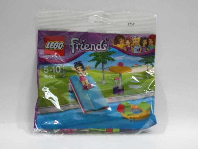 #30401 レゴ プールスライド