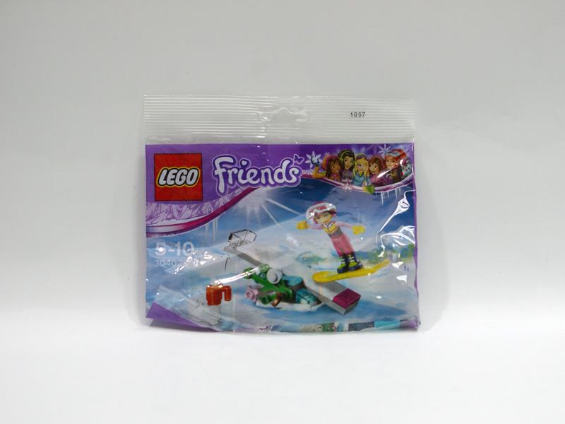 #30402 レゴ スノーボードトリック