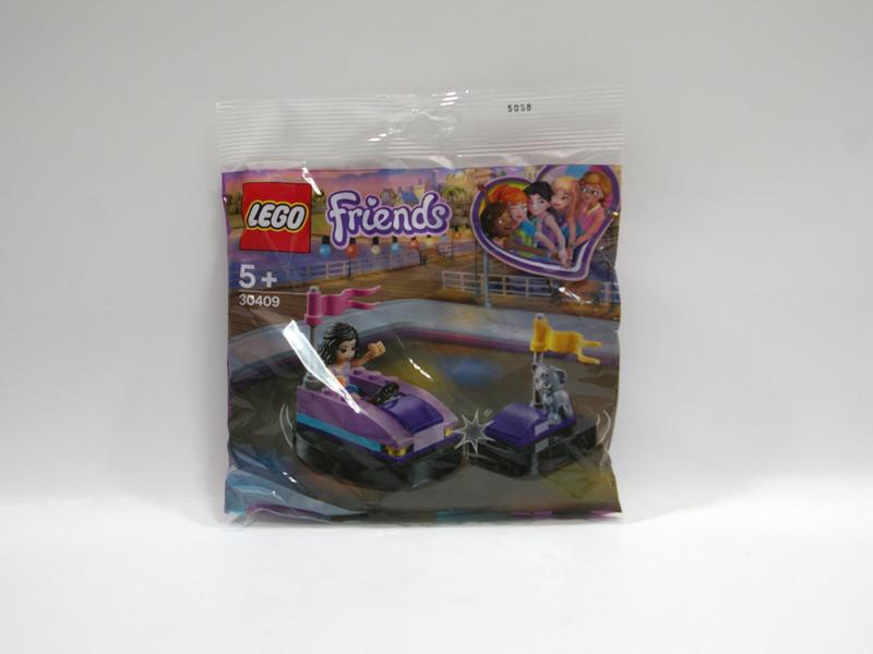 #30409 レゴ エマのバンパーカー