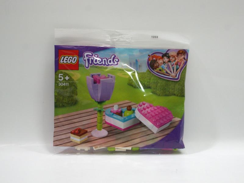 #30411 レゴ チョコレートボックスと花束