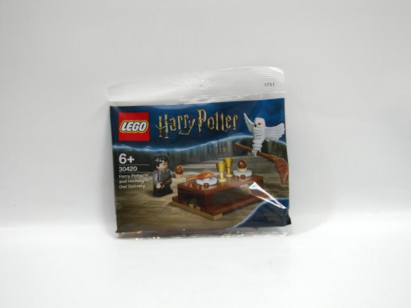 #30420 レゴ ハリポッターとヘドウィッグ
