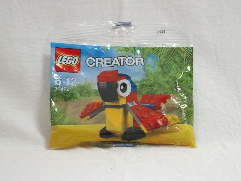 #30472 レゴ オウム