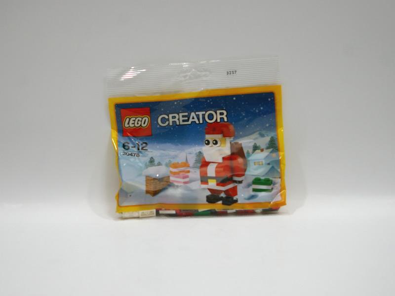 #30478 レゴ サンタクロース