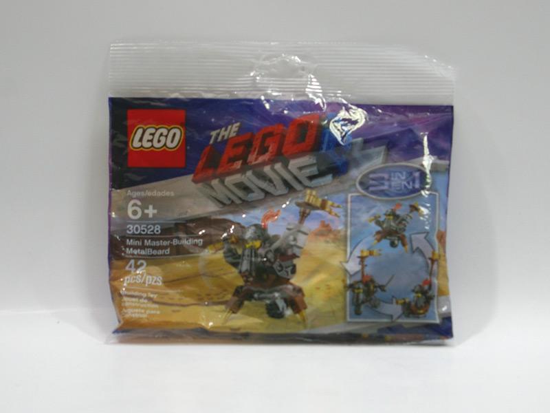 #30528 レゴ ミニマスター・ブルディング・ロボヒゲ