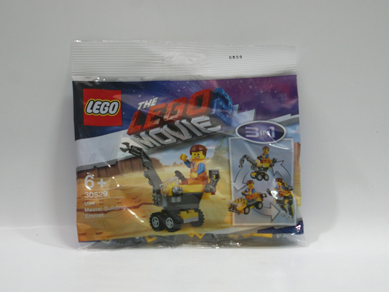 #30529 レゴ ミニマスター・ブルディング・エメット
