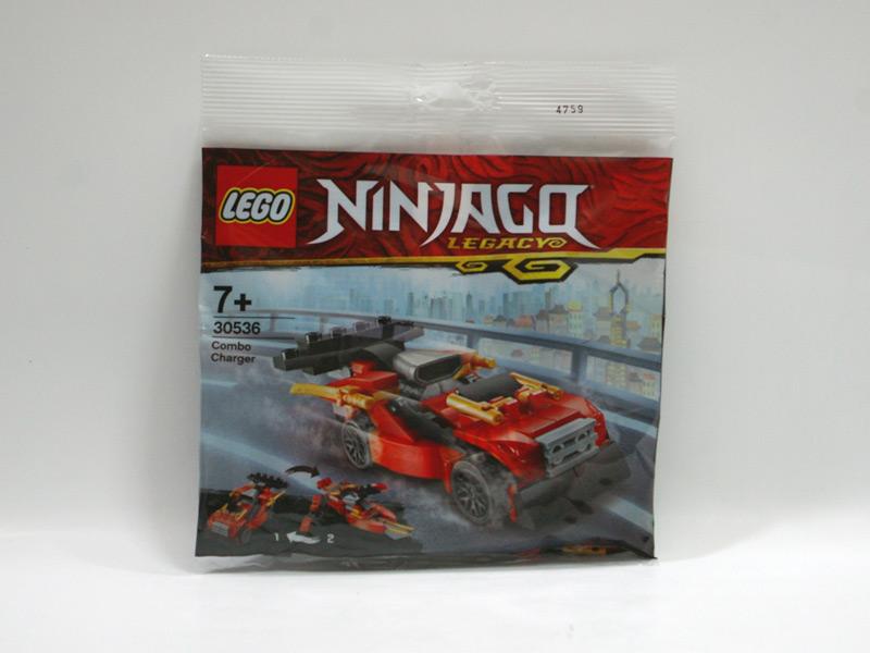 #30536 レゴ ニンジャチャージャー