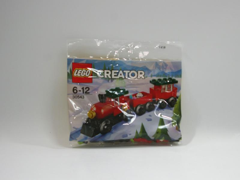 #30543 レゴ クリスマストレイン