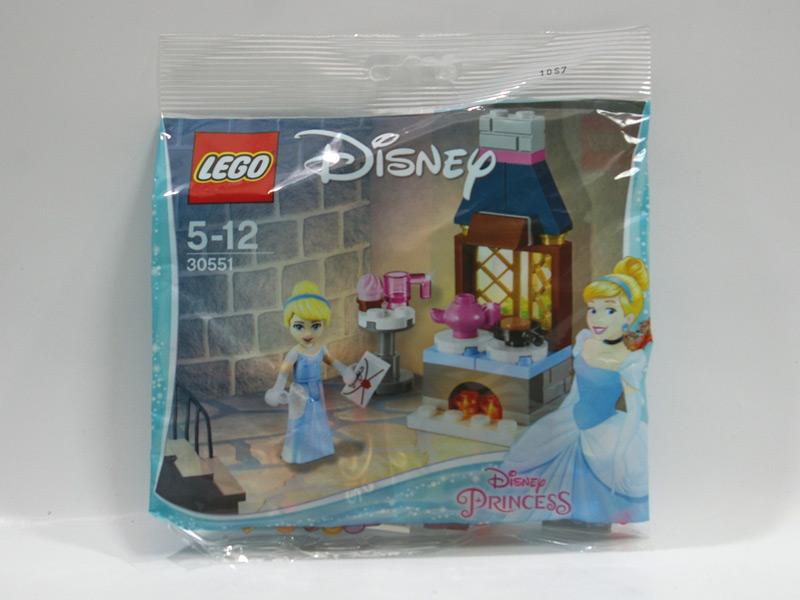 #30551 レゴ シンデレラのキッチン