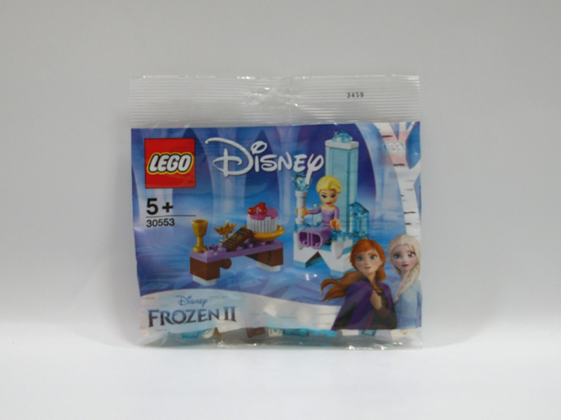 #30553 レゴ エルサと女王の椅子
