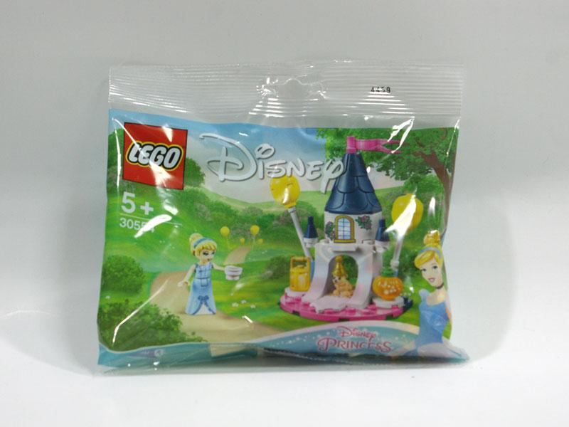 #30554 レゴ 小さなシンデレラのお城