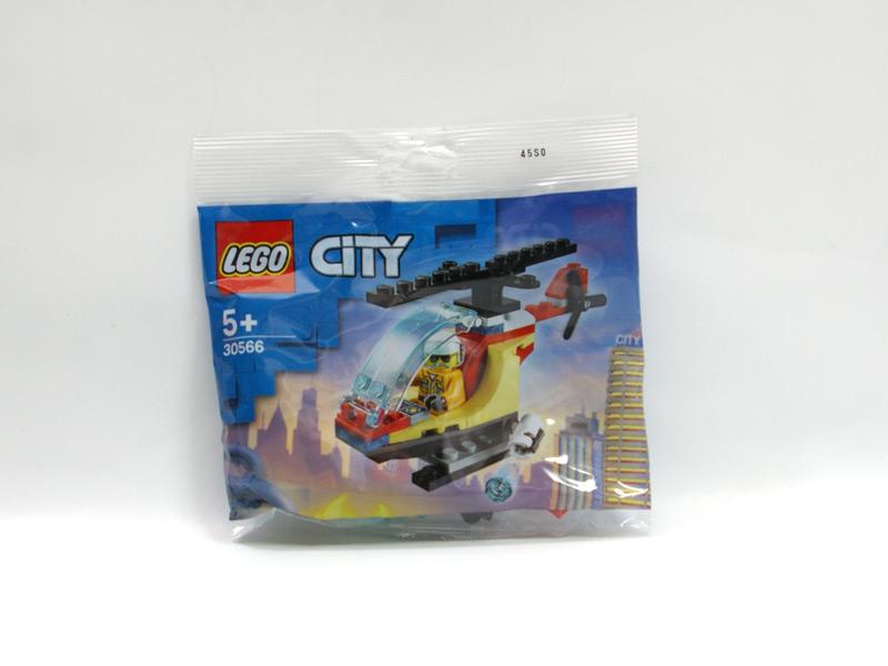 #30566 レゴ 消防ヘリコプター