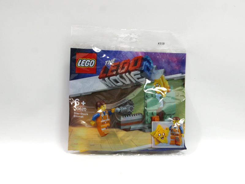 #30620 レゴ 挟まった星とエメット