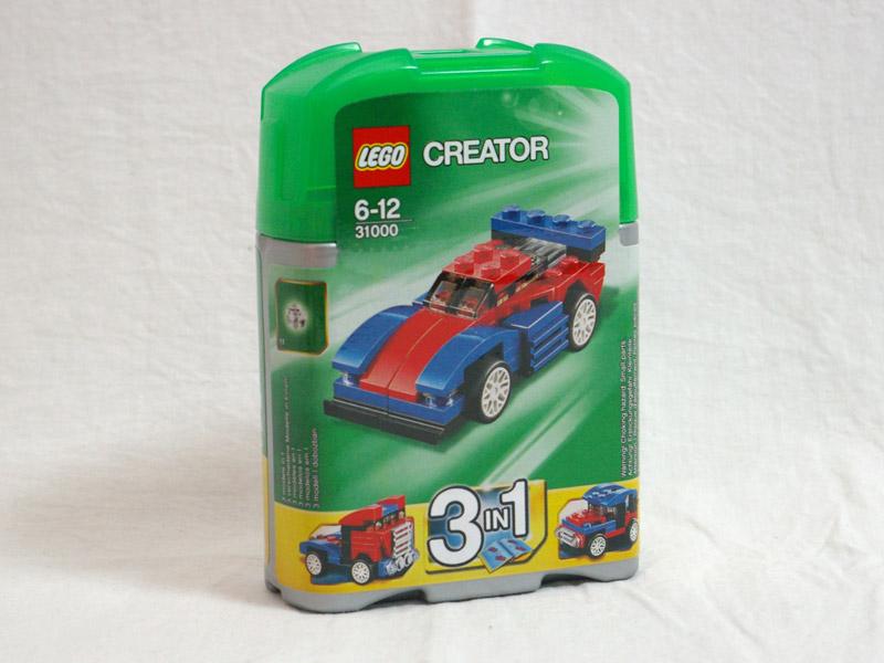 #31000 レゴ ミニスピーダー