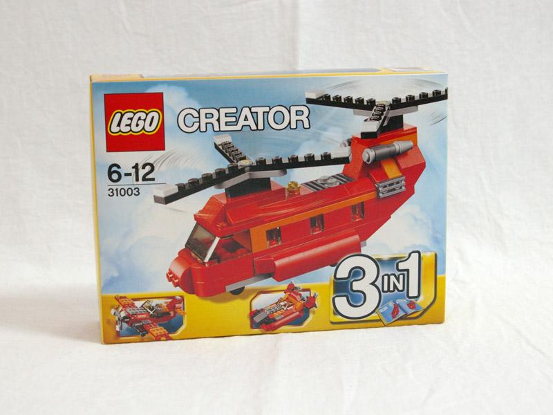 #31003 レゴ レッドローター