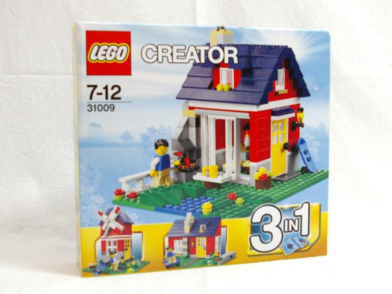 #31009 レゴ コテージ