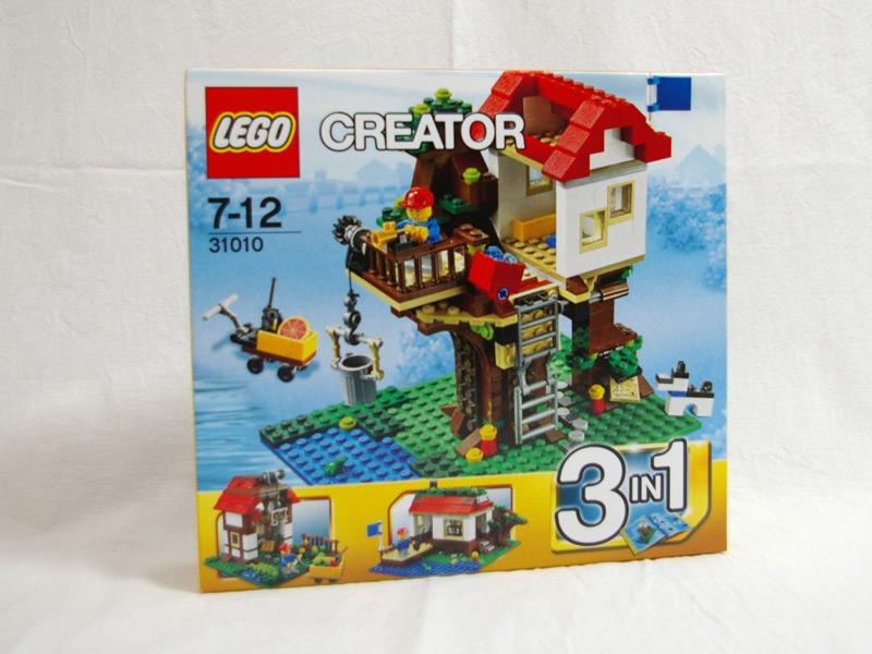 #31010 レゴ ツリーハウス