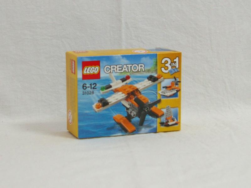 #31028 レゴ 水上飛行機