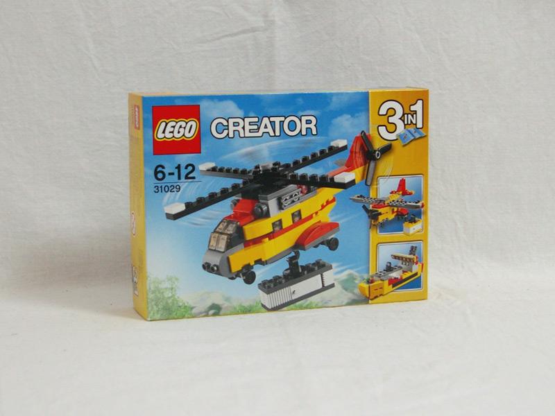 #31029 レゴ カーゴヘリ